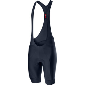 Castelli Entrata Bib Shorts Men savile blue